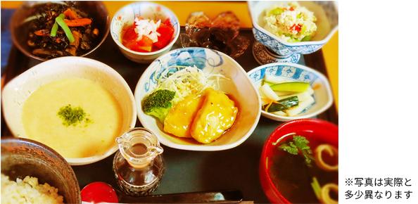 スペシャル定食