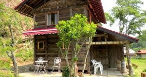 カフェレストラン糸の風景